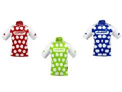 6a215d3d8d679 Cyklistické oblečení zajistí v jakémkoliv počasí vašemu dítěti stejný  komfort, jako cyklistickým profesionálům. Jen dětský dres z kvalitních  materiálů ...
